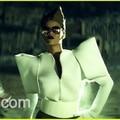 Европа новый рианна стиль моды костюм топ певица dj хип-хоп ds костюмы этап наряд