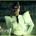 Europe new rihanna style fashion costume top female singer dj hiphop ds costumes stage outfit