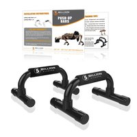 Fitness Push Up Bars for Building Chest Muscles