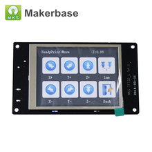 MKS TFT32 V4.0 Touch Screen Smart Controller Display 3.2 inch Splash Screen For MKS SBASE Gen 3D Printer Parts