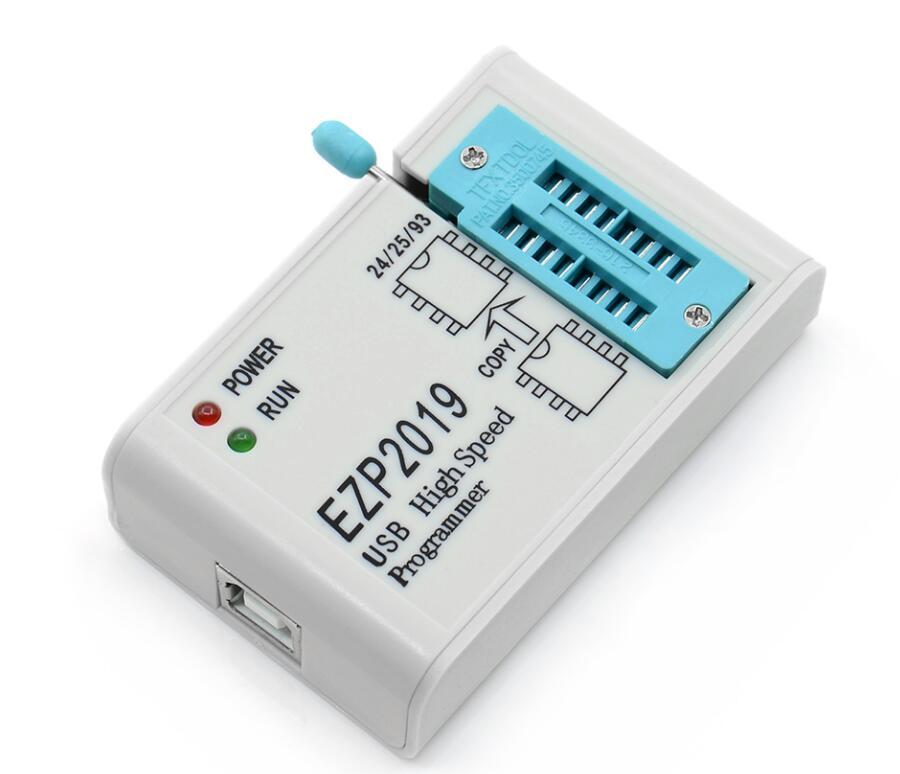 2019 New EZP2019 High Speed USB SPI Programmer Better Than EZP2013 EZP2010 2011Support 24 25 26 93 EEPROM 25 Flash Bios