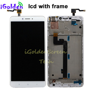 Image 3 - XIAOMI MI MAX 2 LCD Max2 IPS lcd display Touch Screen Digitizer with Frame Replacement Parts 1920*1080 for xiaomi mi max 2 lcd