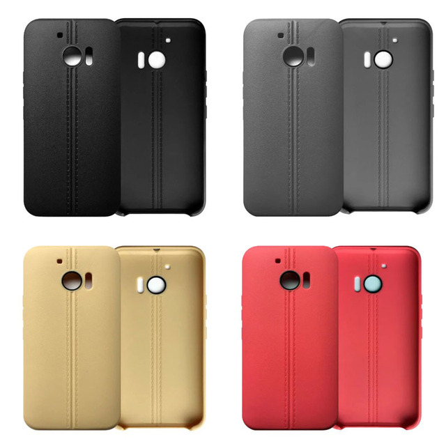 cheaper c8bd4 b9db0 US $4.9 |Luxury Silicon soft fundas back Case Cover For HTC 10 / One M10  phone bag skin cases for htc 10 lifestyle 5.2 inch case-in Half-wrapped  Case ...