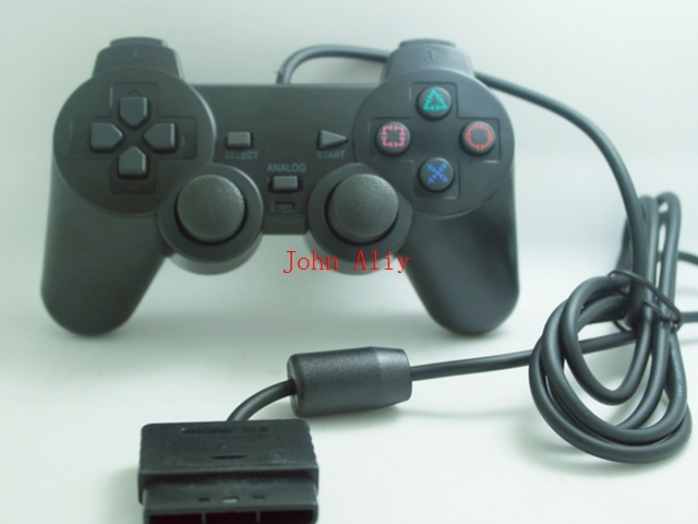 Brand new 100 pcs/lot Wired For PS2 Controller For Dualshock 2 ...