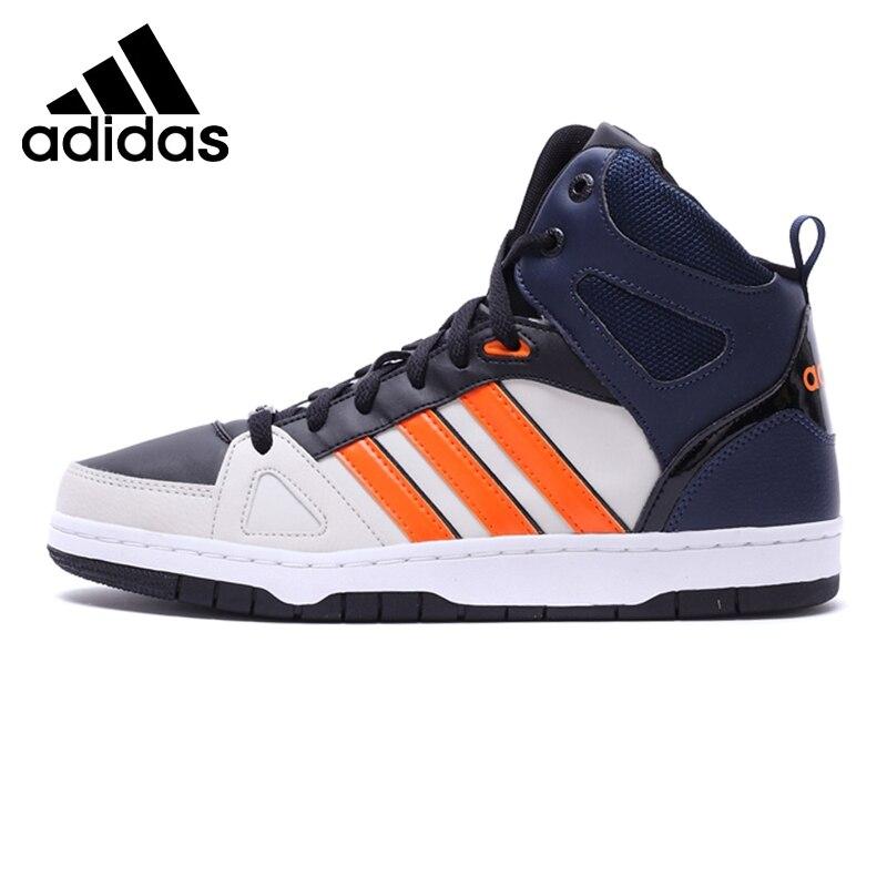 Prix pour Original Nouvelle Arrivée Adidas NEO HOOPS hommes Planche À Roulettes Chaussures Sneakers