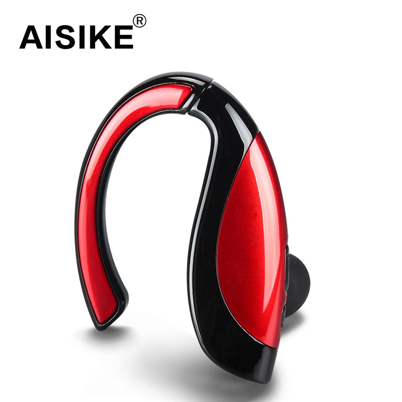 Wireless Bluetooth Earphone Hands-free CSR 4.0 Bluetooth Headset with Noise Cancelling MIC for IPhone Samsung Xiaomi Smart Phone boas wireless bluetooth earphone hands free earbud earpiece car charger usb headsets with mic 2 in 1 headset for iphone xiaomi