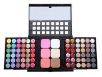 78 Color Makeup Set 48 Matte Shimmer Nude Eyeshadow Palette 24 Lip Gloss 6 Foundation Face