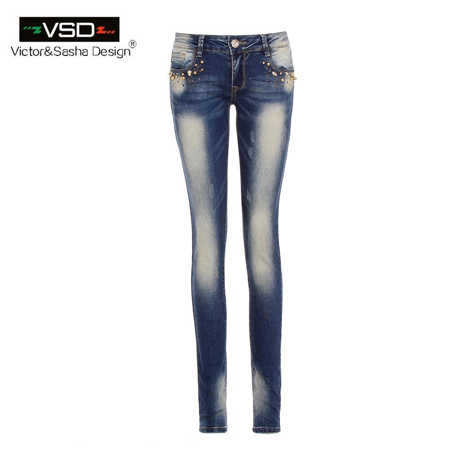Online Get Cheap Women Denim Vintage Pants -Aliexpress.com ...