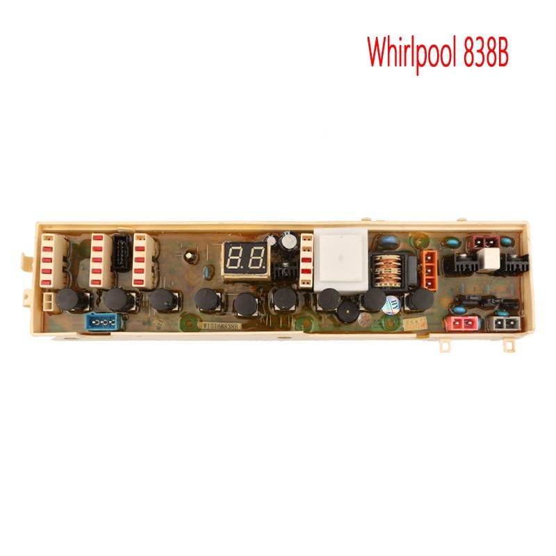 Whirlpool Washing Machine Computer Board 838B W10139235 W10168841D XQB65-3600A M650D M600D Q501BW Washer Motherboard Brand NewWhirlpool Washing Machine Computer Board 838B W10139235 W10168841D XQB65-3600A M650D M600D Q501BW Washer Motherboard Brand New