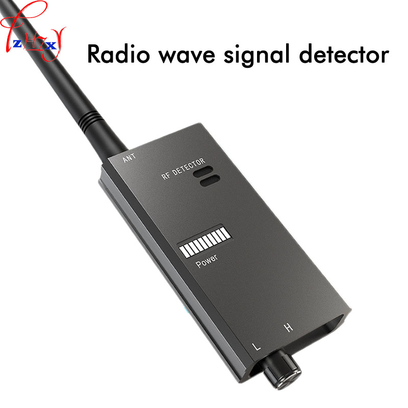 Radio wave signal detector CC310 monitoring and monitoring of high-end equipment wireless GPS location detector 1pcRadio wave signal detector CC310 monitoring and monitoring of high-end equipment wireless GPS location detector 1pc