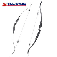 Archery American Hunting Recurve Bow 60Inch Bosen RF3 Draw Weight 20 50lbs Right Hand Recurve Bow