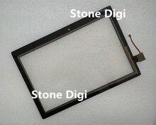 Novo 10.1 Polegada tablet pc sensor de toque digitador da tela para lenovo tab 3 10 negócios TB3 X70 TB3 X70L TB3 X70F TB3 X70N ferramentas gratuitas