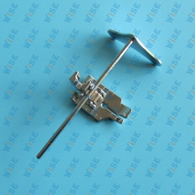1/4 Metal Patchwork Quilting Foot Singer Featherweight 221,222 + Guide #CY-7312L+Q3