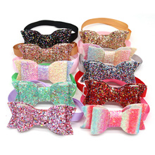 Wholesale 50X New Arrival Pet Dog Puppy Cat Bow Ties Adjustable Shining Bowknot Bowties Grooming Accessories Supplies