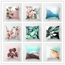 2019 New Style Nordic Cushion Cover Polyester Case Sofa Bed Decorative Pillow