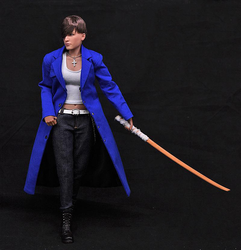Image 4 - FS007 1/6 Bad Killer Girl Full Set Action Figures Toys Gifts CollectionsAction & Toy Figures   -