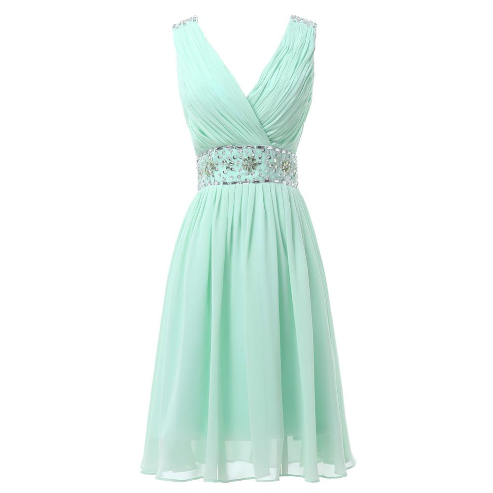 Aliexpress.com : Buy 2015 New robe de soiree Cheap Knee ...