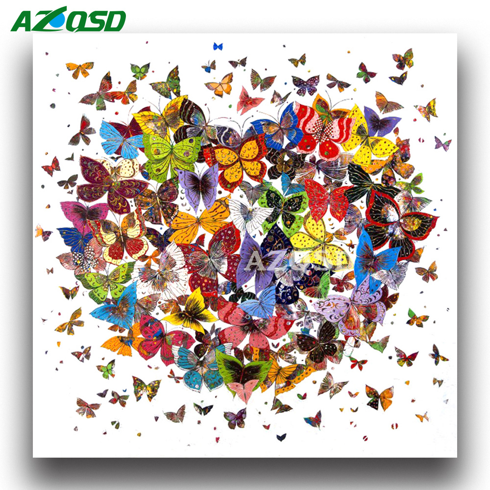 Back To Search Resultshome & Garden Azqsd Full Diamond Embroidery Cartoon Square Bead Work Diamond Mosaic Painting Picture Of Rhinestone Diy Hobby Factory Direct