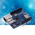 Ethernet Shield W5100 For Arduino Main Board 2009 UNO ATMega 328 1280 MEGA2560 for Diy