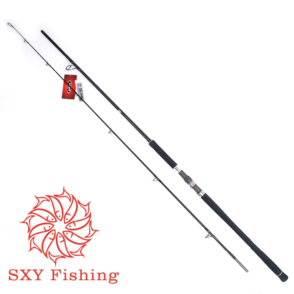 FREE SHIPPING OLYMPUS BOJ 732H Fishing rod Fuji ring 2 2M Fishing force15kg Super light carbon