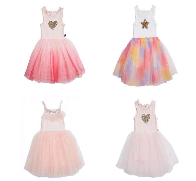 2019 bébé fille robe de noël TUTU robe filles robe enfant en bas âge robes robes filles robe de soirée robe de princesse