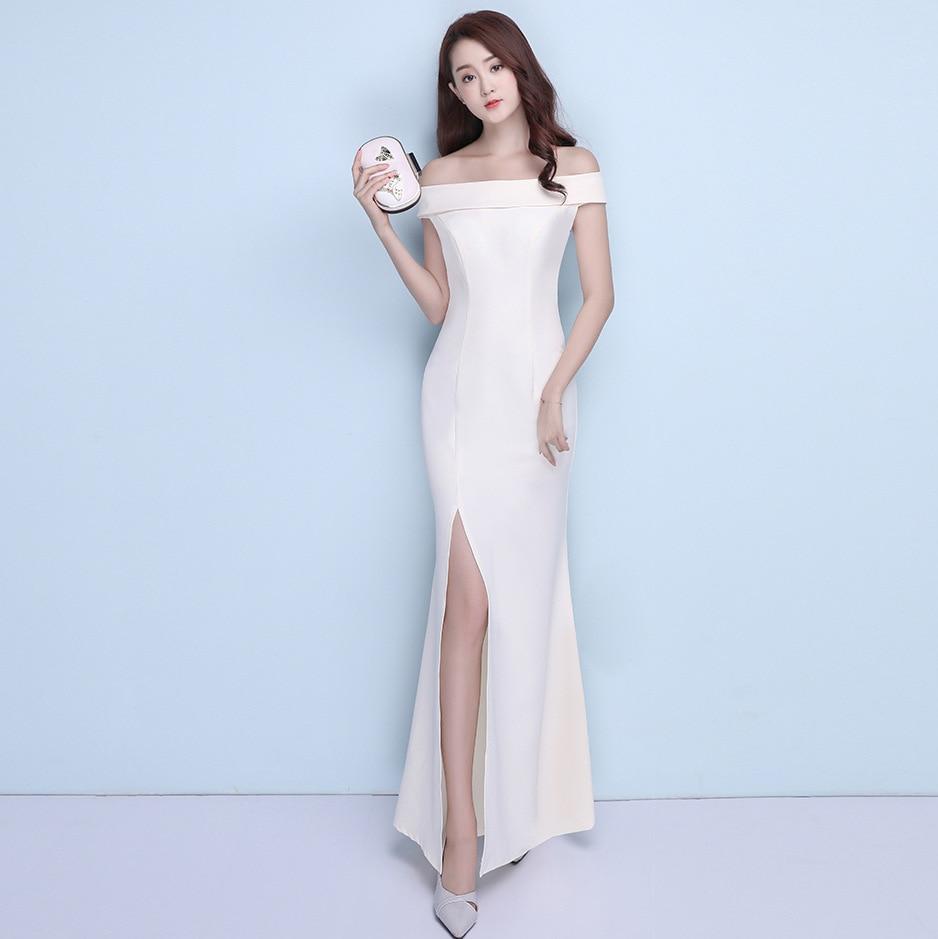 2017 Formal Dresses Women Plus Size Bodycon Winter Evening ...