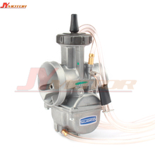 universal 2T 4T engine motorcycle scooter UTV ATV Fit for pwk38 38mm keihin carburetor carburador