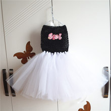 Girls Dresses for Halloween Party  Baby Girls Tutu Dresses Monogram supplement the show  girl and baby