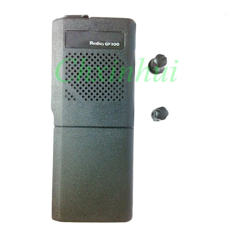 Blue Housing Shell Case For Motorola Walkie Talkie Two Way Radio GP300