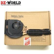 Новинка, оригинальный радиатор для ThinkPad T470 T480, кулер для процессора, охлаждающий вентилятор SWG, дискретная видеокарта, WN 2 Fan, 01YR202 01YR200 01YR203