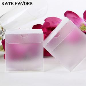 KATE FAVORS Candy Boxes Clear PVC Bag Decoration fe4b6fa61bf5