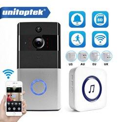 IP Video Intercom WI-FI Video Tür Telefon Tür Glocke 1080P WIFI Türklingel Kamera Für Wohnungen IR Alarm Drahtlose Sicherheit kamera