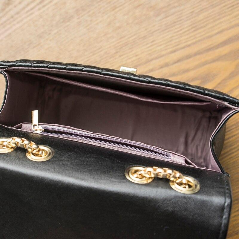 Elaborazione Alta Catene Sacchetto Piccolo Qualità Borse Spalla Lusso Donne Nyhed Del Di Dell'unità Marchio qwf8X1Uxg