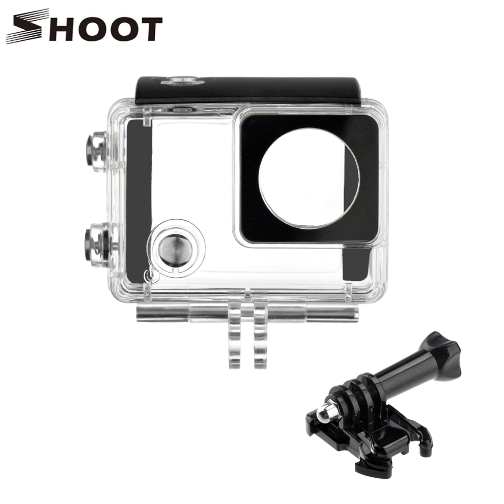SHOOT Replacement Waterproof Protective Housing Case With Bracket For