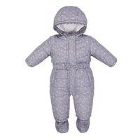 جديد تماما طفل الشتاء رشاقته طويل الأكمام مقنع بذلة + الدافئة كم القدم الطلق snowsuit ملابس الرضع