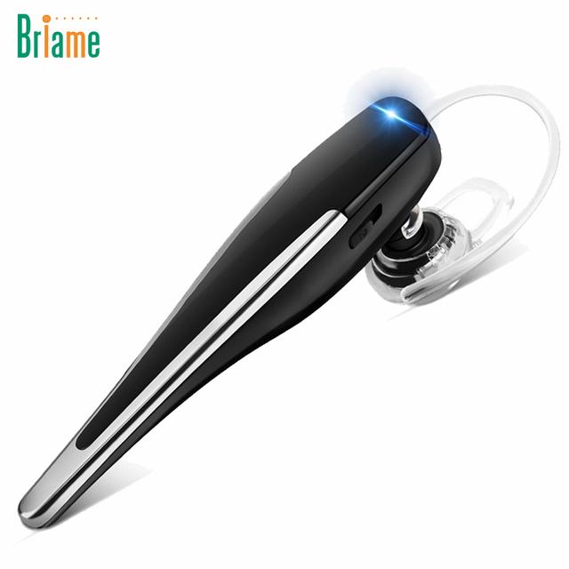 Briame Mini Ear Hook Bluetooth Wireless Headset Earphone Hands free Stereo Sport Headphone for iPhone 6 6s 7 Samsung Huawei