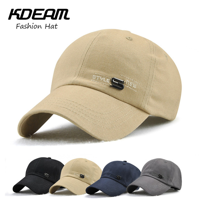 2018 hombres del béisbol nueva moda casquillos al aire libre ocasionales  mujeres playa sombrero clásico algodón c0b0a037d6c