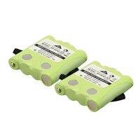 2 пакеты комплект! Батарея для Uniden 2-передающие устройства bp-38 BP-40 gmr ФРС bt-537 bt1013