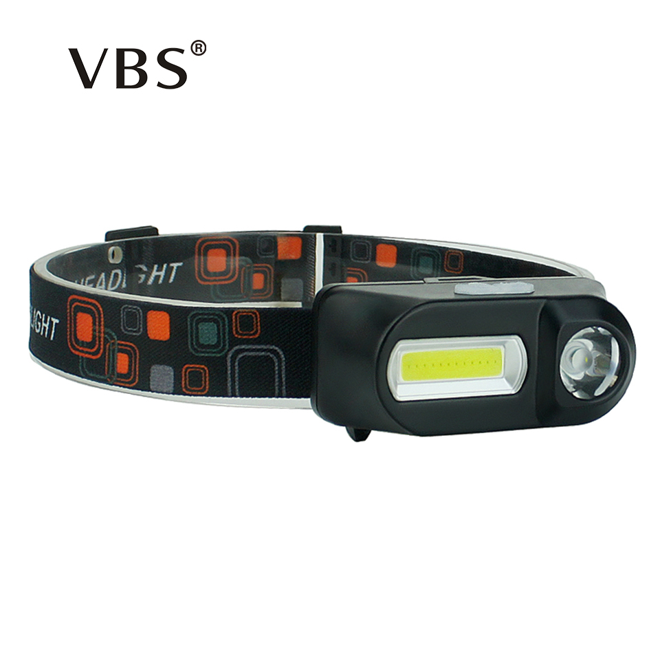 COB+XPE Mini LED Headlight Headlamp Head Lamp Flashlight USB Rechargeable use 18650 Battery Torch Camping Hiking Fishing LightCOB+XPE Mini LED Headlight Headlamp Head Lamp Flashlight USB Rechargeable use 18650 Battery Torch Camping Hiking Fishing Light