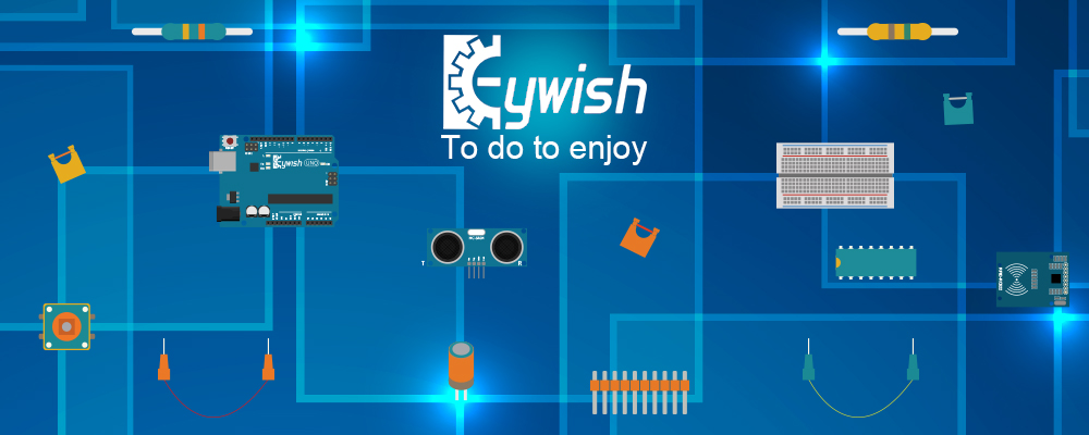 Keywish MPU6050 Project Starter Kit for Arduino UNO R3 with Tutorial