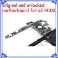 Versão européia 100% mainboard da placa de sistema para samsung s2 i9100 desbloqueado originais placa lógica motherboard recuperado