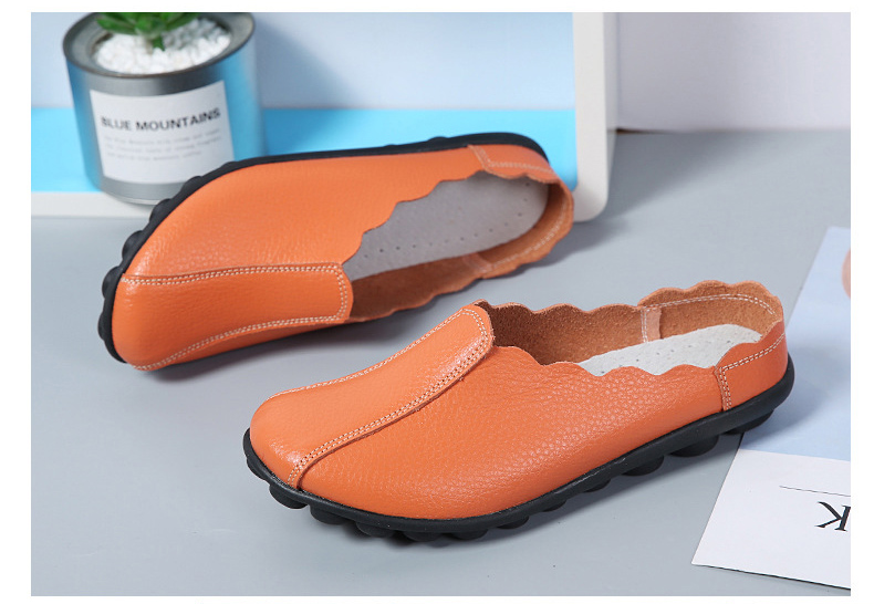 LL 982 Spring Autumn Women Loafers-21