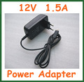 10pcs 12V 1.5A Charger EU US plug for Acer Iconia Tab A510 A700 A701 Tablet PC 10.1 inch Power Supply Adapter High Quality
