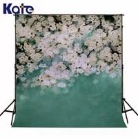 KATE Photo Backdrop Floral Background Wedding Backdrops Newborn Baby Photo Props Bokeh Backdrop For Children