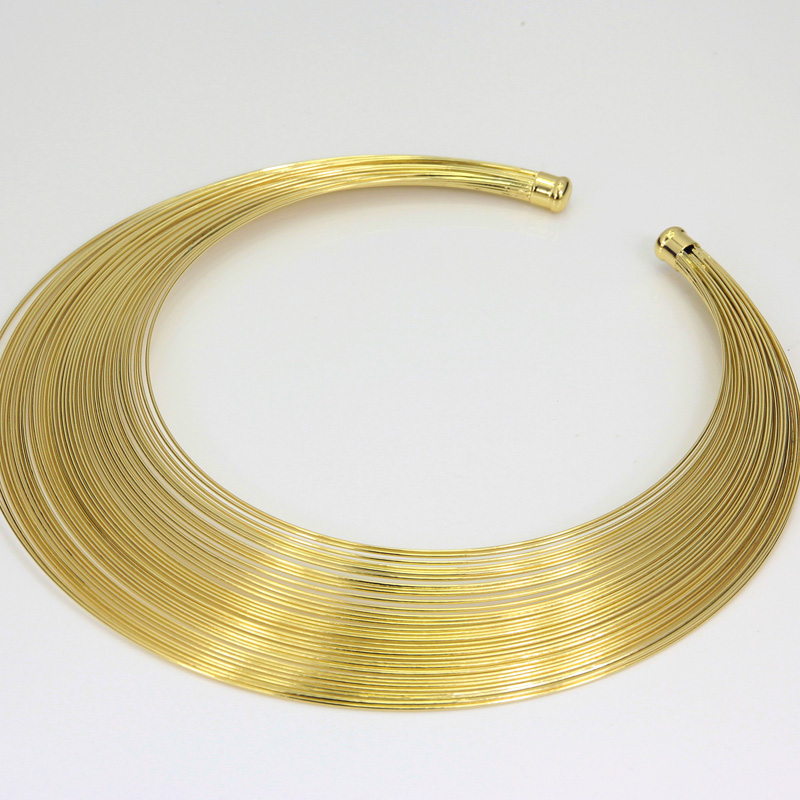 Lifly Fashion Dubai Zlatni nakit setovi za žene Afričko vjenčanje - Modni nakit - Foto 2