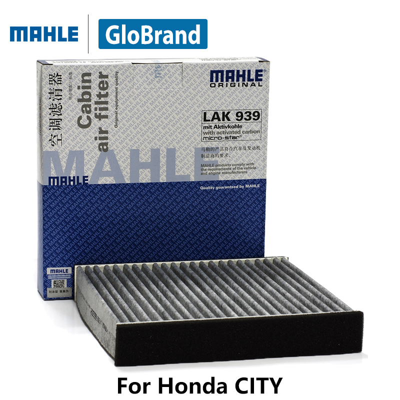 MAHLE Premium car cabin Filter LAK939 for Honda CITY auto part
