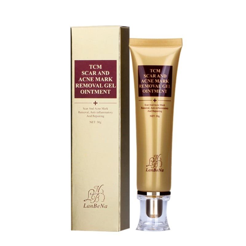 Face Beauty Scar Removal Cream Skin Repair 30ml Face Cream Blemish Spots Treatment Blackhead Whitening Cream