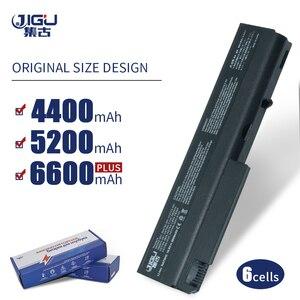 Image 1 - JIGU Laptop Battery For Hp For Compaq 6910p 6510b 6515b 6710b 6710s 6715b 6715s NC6100 NC6105 NC6110 NC6115 NC6120