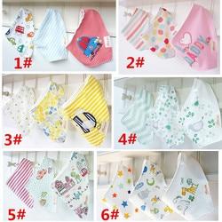 2017 new 3pc lot 100 cotton bandana bibs baby bibs girls towel bandanas atrk0001.jpg 250x250