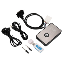 Motorcycle Digital music CD mp3 Changer player for Honda Goldwing GL1800 2001 2009 2010 2001-2011 new digital music cd mp3 changer player case for honda goldwing gl1800 2001 2002 2003 2004 2005 2006 07 08 09 10 2011 accessory